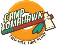 Camp Tomahawk Two-Mile Tube Float